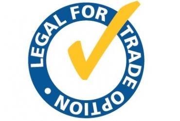 legal for trade logo