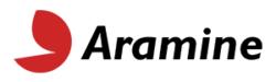 Aramine logo