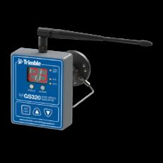 Trimble Lifting Wind Speed Display